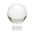 Хрустальный шар на подставке (3,5 см)