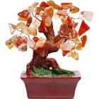 Дерево из сердолика (14 см)