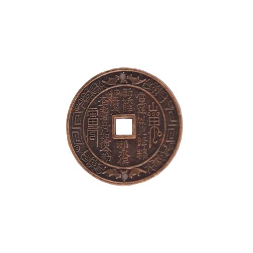 Монета 4 см