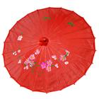 Китайский зонтик (красный)