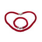 Комплект ожерелье + браслет