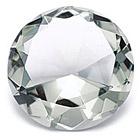 Хрустальный бриллиант для карьеры (8 см)