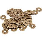 10 бронзовых монет