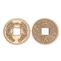 Бронзовая монета (3 см)