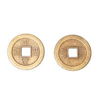 Бронзовая монета (2,5 см)