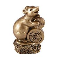 Крыса с монетами