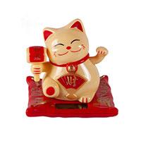 Кошечка Манеки-Неко (с молотком)