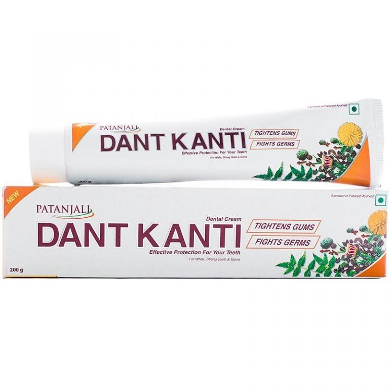 Зубная паста Дант Канти (натуральная)