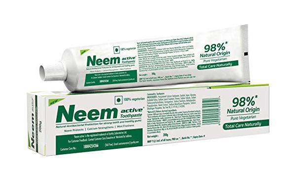 Зубная паста NEEM 100 г