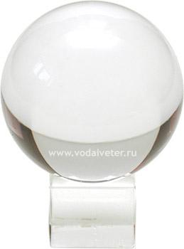 Хрустальный шар на подставке (8 см)