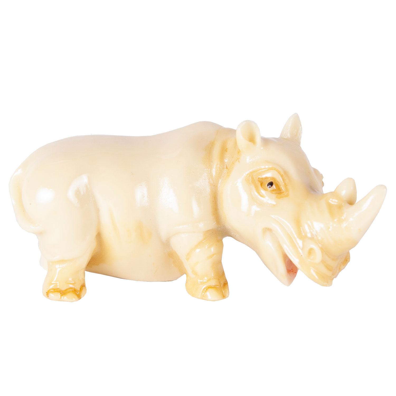 Носорог (имитация кости)