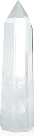 Кристалл природного хрусталя (12 см)