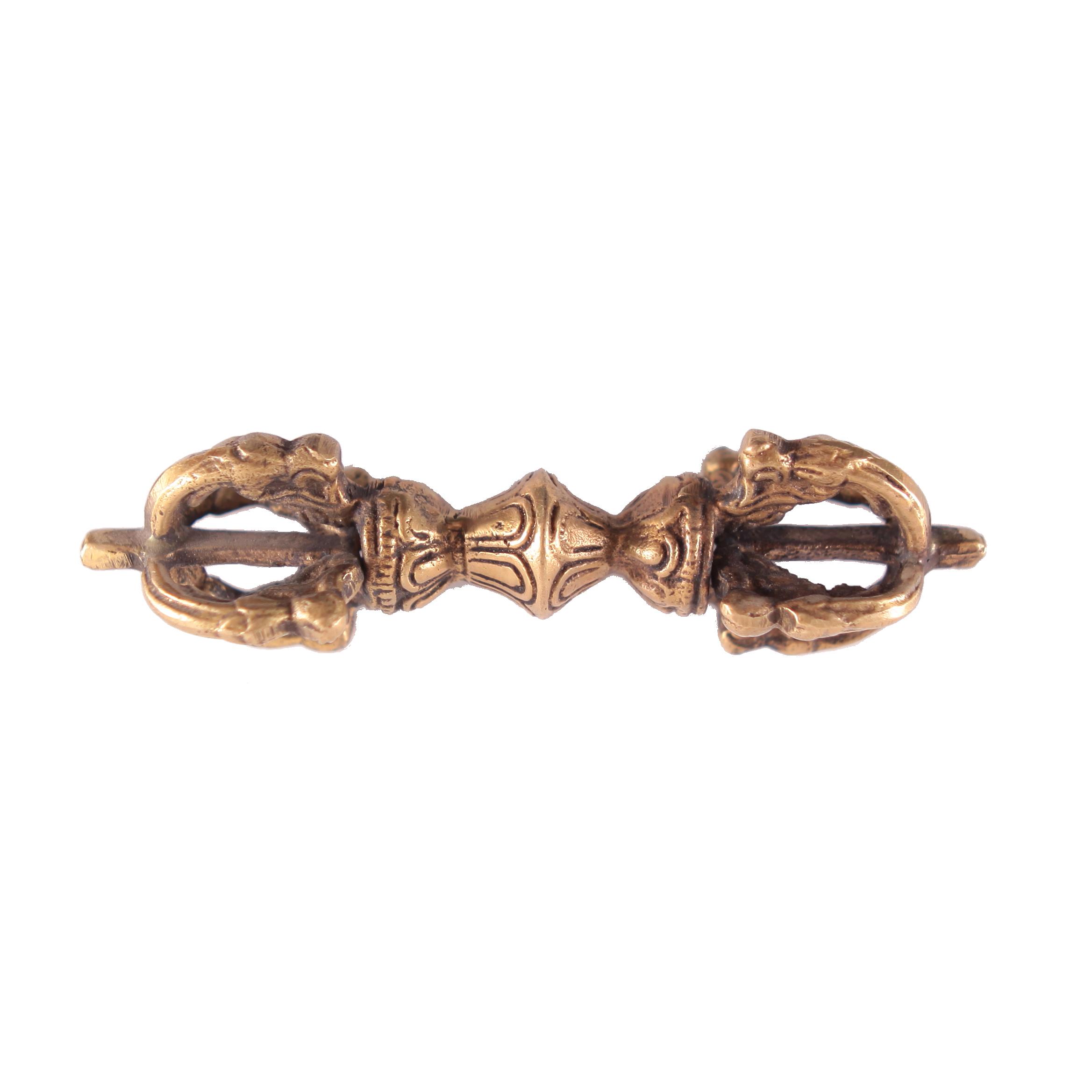 Ваджр — символ несокрушимой силы (бронза)