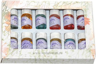 Набор аромамасел (12х5 мл)