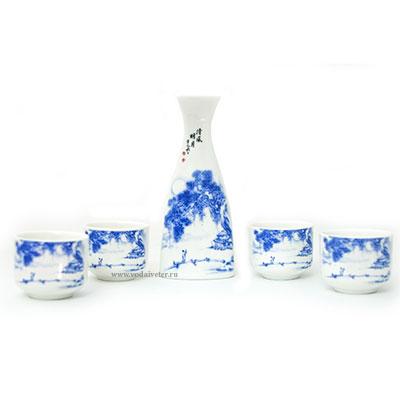 Набор для саке(керамика)