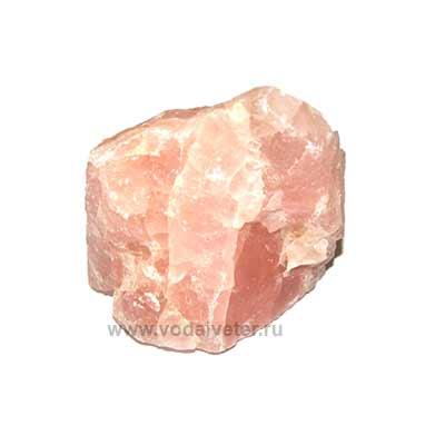 Розовый кварц (натуральный камень )