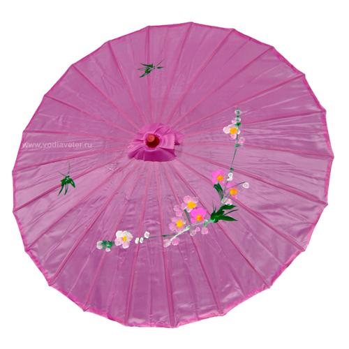 Китайский зонтик (розовый)