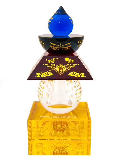 Пагода пяти элементов (стекло)
