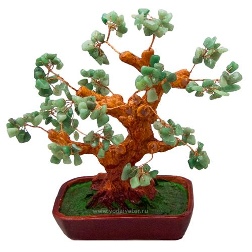Дерево из нефрита (28 см)