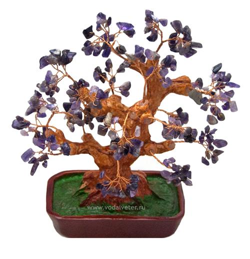Дерево из аметиста (28 см)