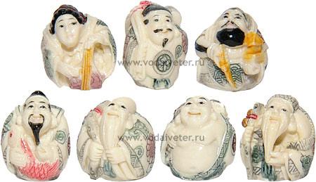 Семь богов счастья