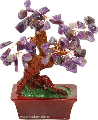 Дерево из аметиста (9 см)