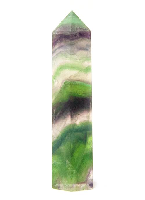 Кристалл флюорита ( 18 см )