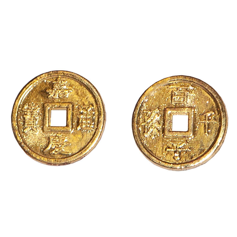 Золотая монета (2,5 см)